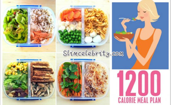 1200 Calorie Diet Plan recipes