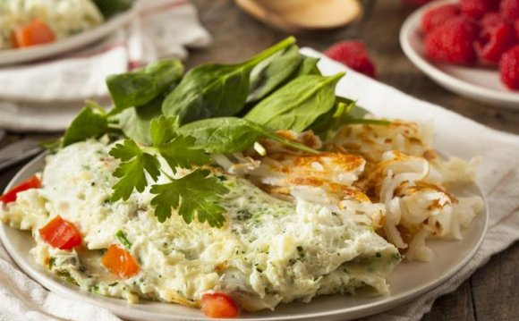 Egg White Omelette Nutrition