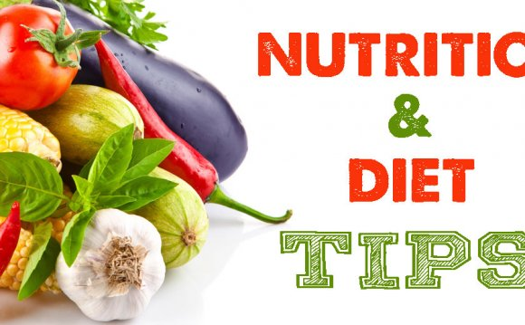Diet & Nutrition Part One