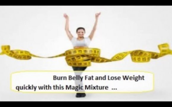 Magic Weight Loss Mixture