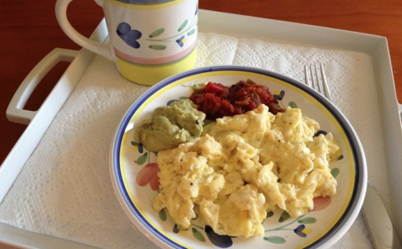 If you work at home scrambled