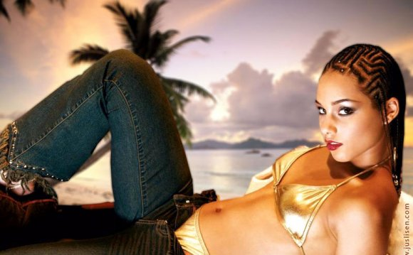 Alicia Keys Weight Loss Diet