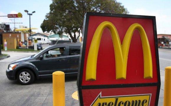 Low Carb Options at McDonald s