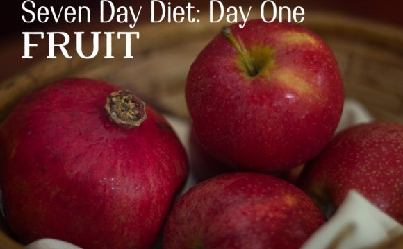Lose 10 Pounds in a Week: Day
