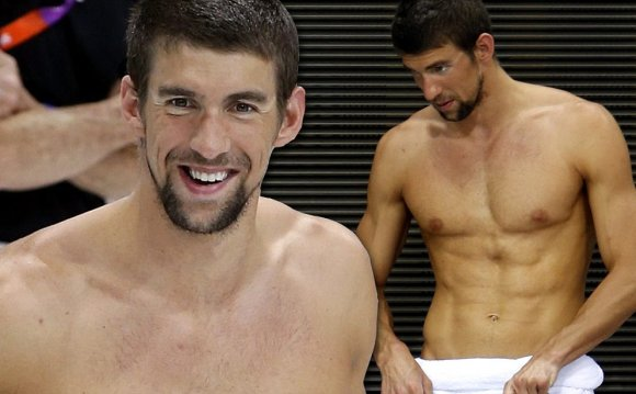 Michael Phelps: 12,