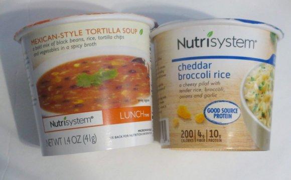 Nutrisystem Nutrition