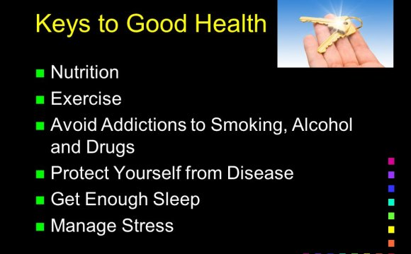 Keys to Good Health n