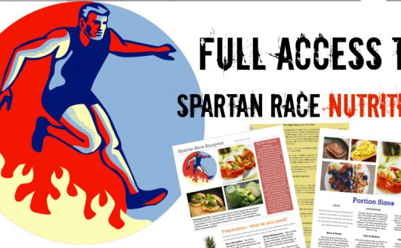 Race Diet Nutrition Plan