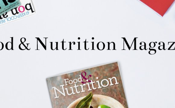 Food and Nutrition Magazine