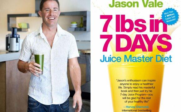 The Juice Master Diet: Lose 7