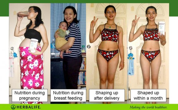 Weight Loss Before Pregnancy
