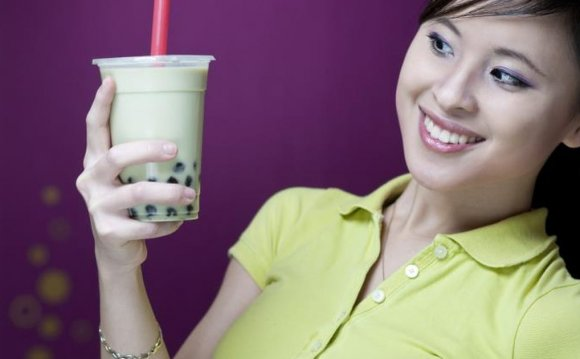 Boba Milk Tea Nutrition