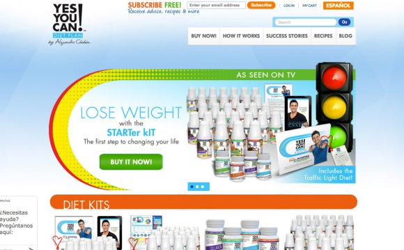 Yes! You Can Diet Plan Reviews
