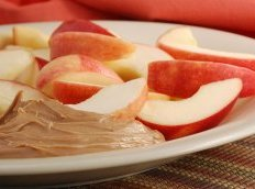 7 day shredding meal plan apples and peanut butter