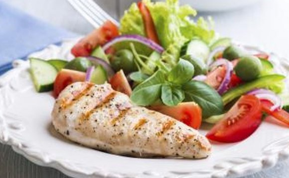 Protein diet meal plan to lose weight