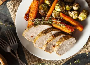 best high protein foods for weight loss - pork