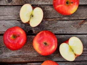 Excess Fructose (in Apples, Honey, Asparagus)