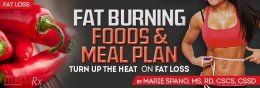 Fat Burning Foods & Meal Plan