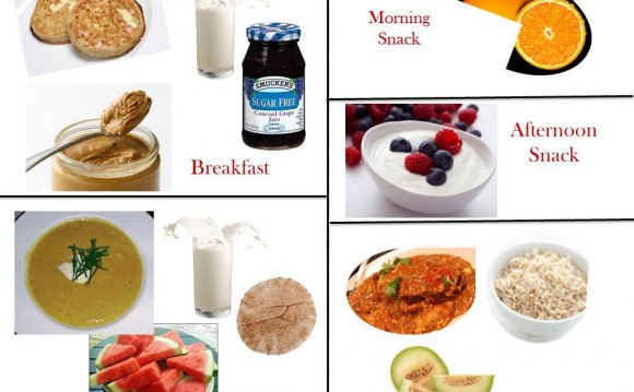 Easy 1200 calories diet plan