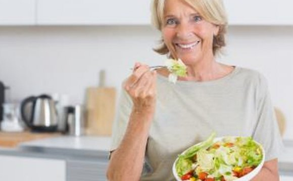 Calories for women over 50