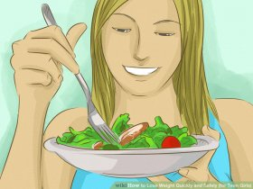 Image titled Lose Weight Quickly and Safely (for Teen Girls) Step 1