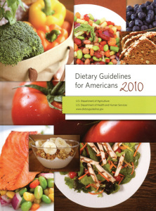 In addition to the Food and Nutrition Information Center Resources CD-ROM, the USDA has published the following print publication focusing on nutrition and diet, which is also available from the U.S. Government Bookstore.