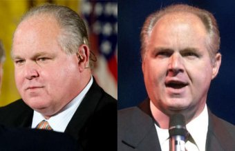 Rush Limbaugh is dropping pounds at a fast pace, but his methods may be dangerous.