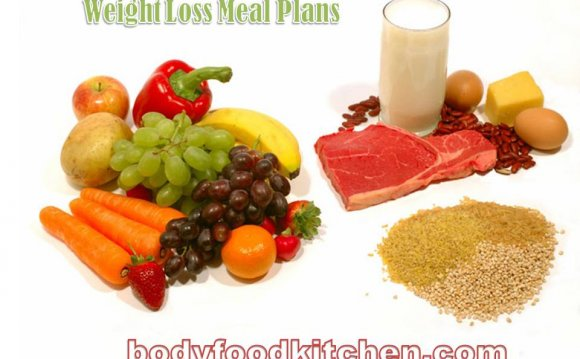 Meal plans for weight loss for men