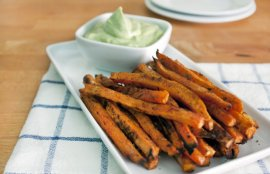 Sweet Potato Fries