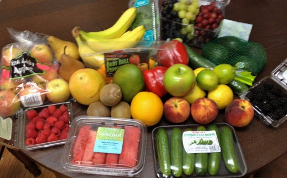 Fruit diet meal plan