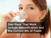 Good diet Plans that work