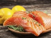 Salmon diet plan