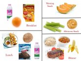 What a 1200 calories diet Looks like?