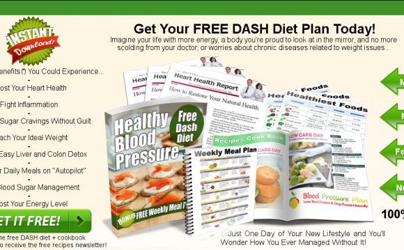 DASH diet meal Plans Download