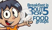 3 out of 5 Healthy Breakfast Lesson Plan: Nutrition Made Fun!