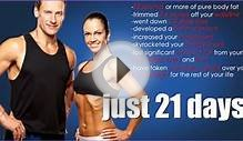 3 Week Diet Review - How To Lose Weight Fast Within 21 Days !!