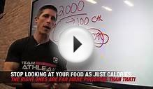 6 Pack Diet Plan Disaster (CALORIE CUTTING!)|ATHLEAN-X