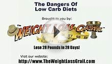 Are Low Carb Diet Plans For Weight Loss Healthy?