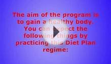 Best Diet Plan to Lose Weight - 7 Days GM Diet - Part 1