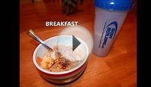 BODYBUILDING DIET: WHAT 3700 CALORIES LOOK LIKE