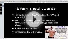 Boxing Nutrition:Boxers Diet Plan