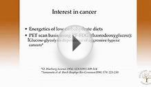 Can low carbohydrate ketogenic diets inhibit cancers?