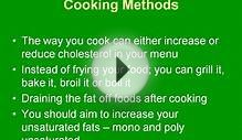 Cholesterol Diet Menu Will Lead to Heart Health