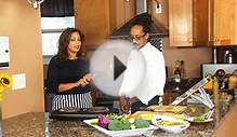Cooking Healthy Nutritional Meals w/ Chef Neb Mesfin Seg 3