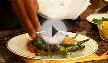Cooking Healthy Nutritional Meals w/ Chef Neb Mesfin Seg 4