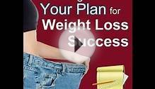 Creating YOUR Plan for Weight Loss Success (How to Lose
