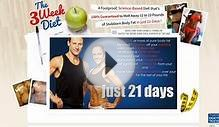 Diet Plans - 3 Week Diet ( Lose 10 - 20 Pounds In 3 Week )