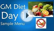 Fastest Indian Vegetarian Diet to Lose Weight: GM Diet