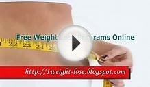 Free healthy weight loss plan for women