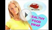 Healthy 5:2 Recipe: Low Calorie and Low Carb Healthy Swap